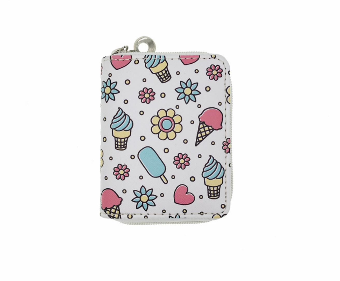 JR-730 Ice Cream Wallet