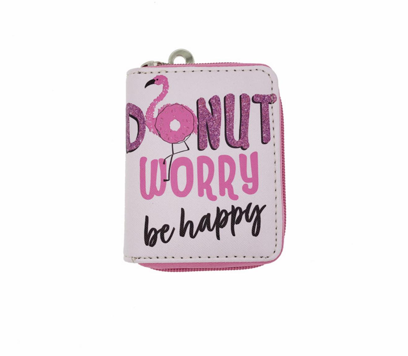 JR-730 Donut Worry Wallet