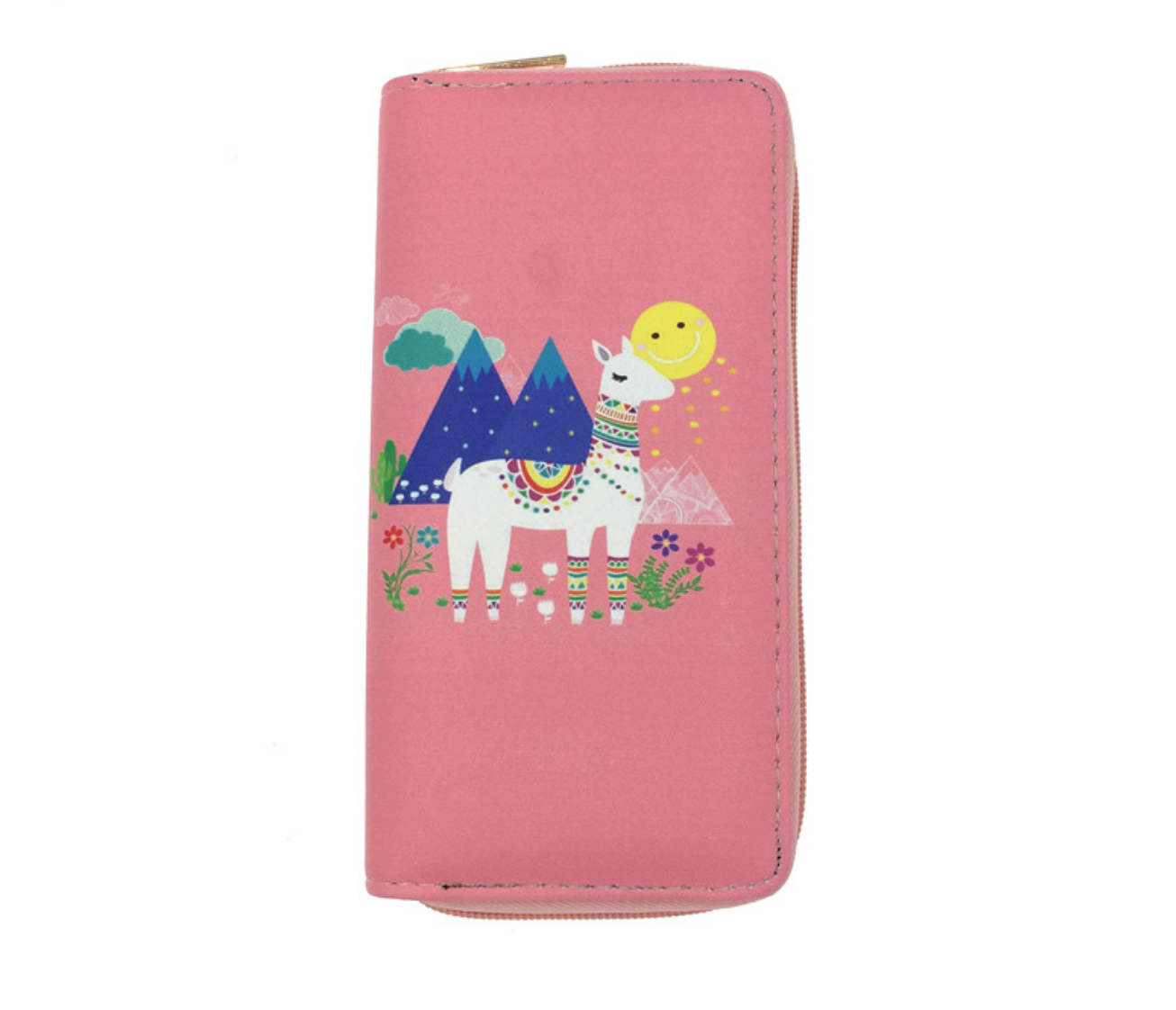 JR-198 Llama Mountain Wallet