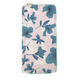 JR-258 White Flower and Green Wallet