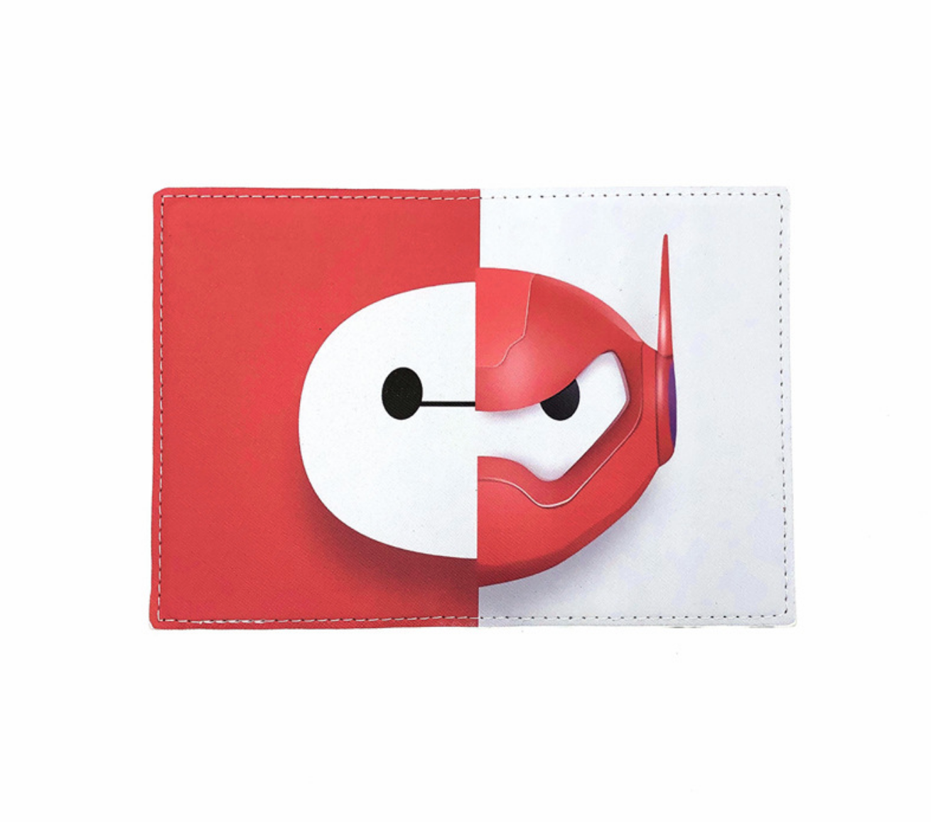 JR-433 Baymax Passport Wallet