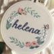Helena 15cm Embroidery