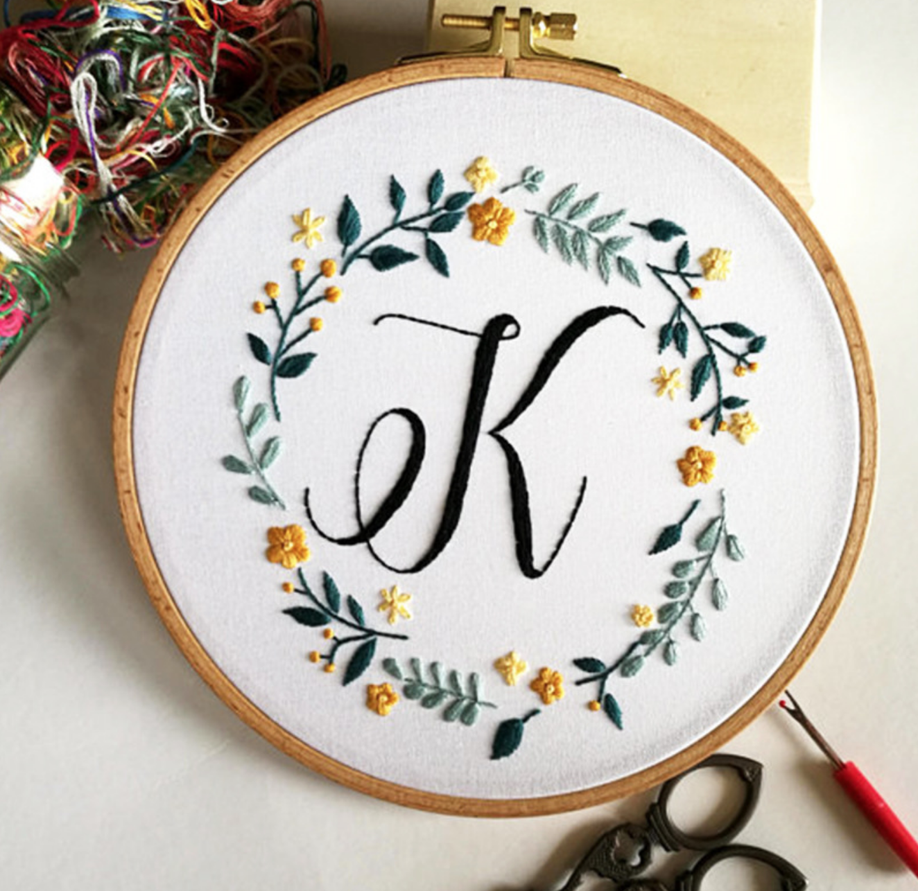 K Embroidery