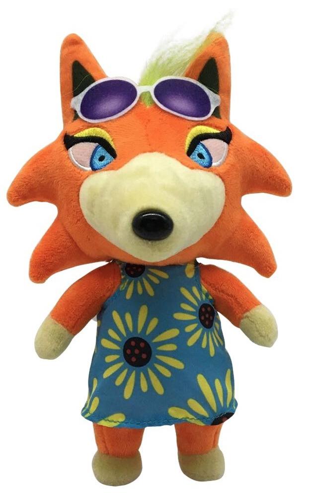 Animal Crossing Audie Plush