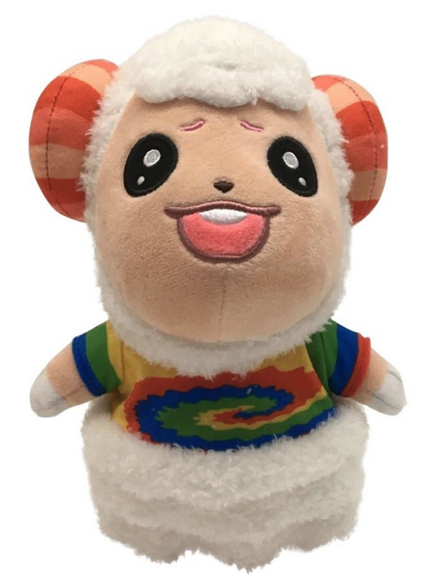 Animal Crossing Dom Plush