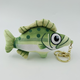 Animal Crossing Fish Keychain