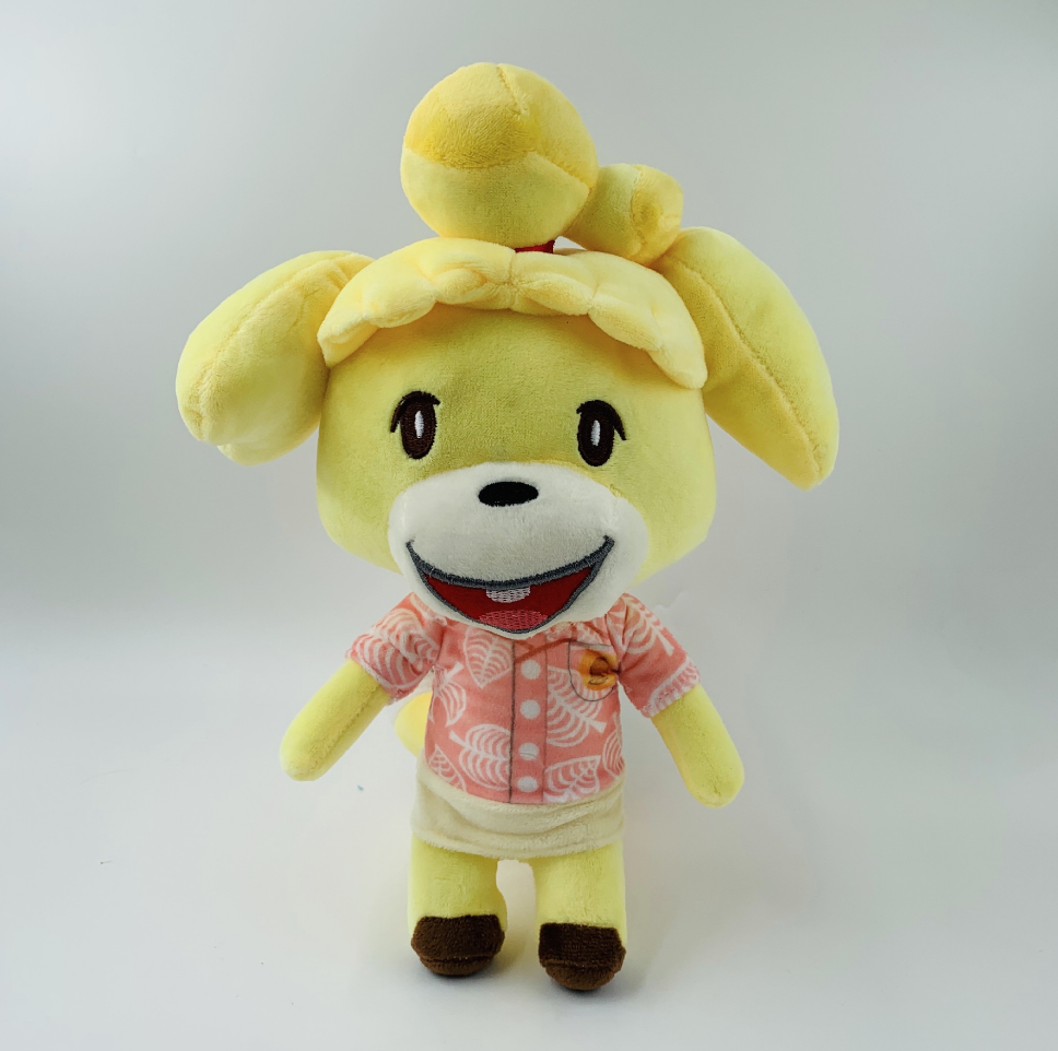 Animal Crossing Isabelle Plush 30cm