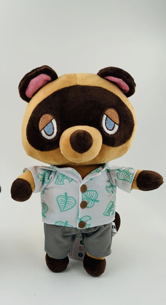 Animal Crossing Tom Nook Plush 30cm