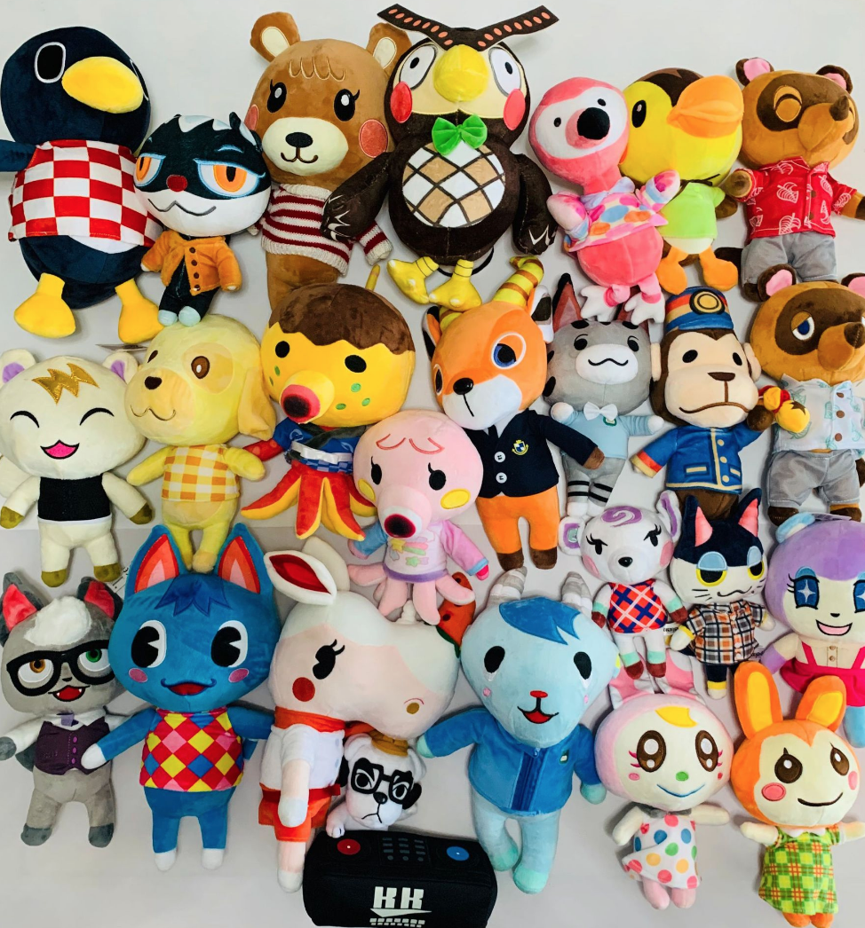 Animal Crossing Daisy Plush 30cm