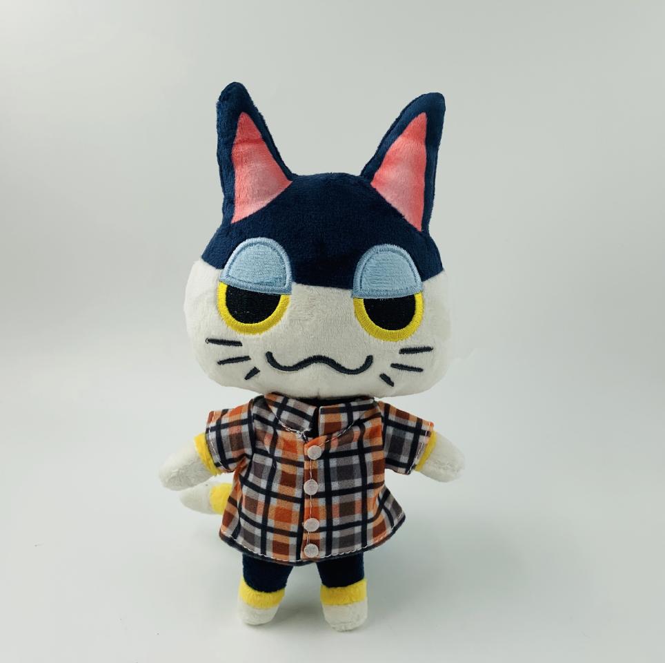 Animal Crossing Punchy Plush 30cm