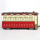 Christmas Train Advent Calender