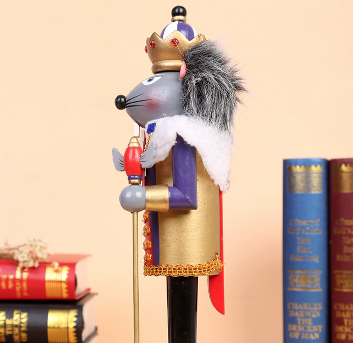 The Rat King Nut Cracker