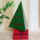 Triangle Christmas Tree Advent Calender