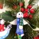 Small Set Wood Ornaments