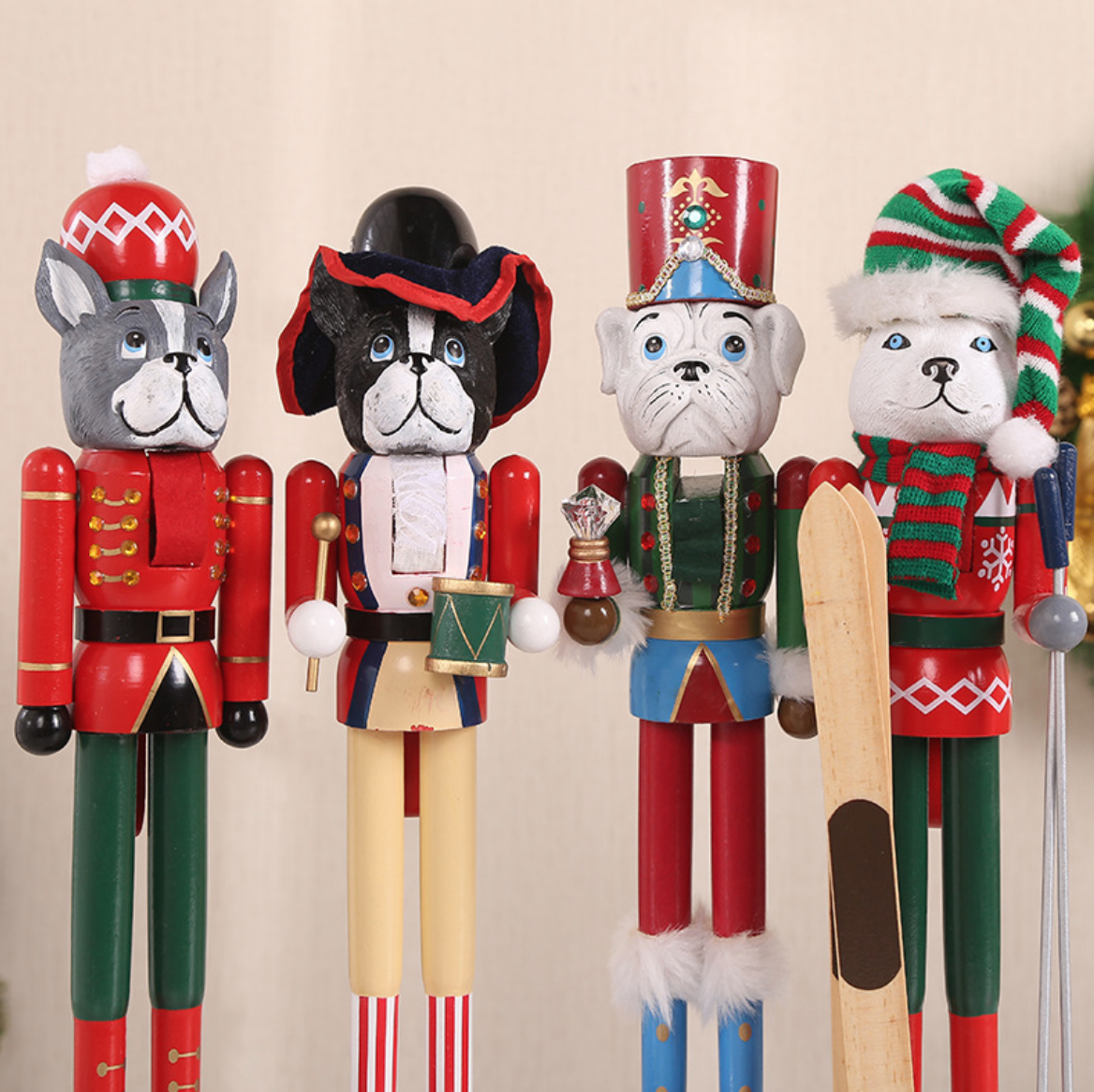 Dog Nutcracker