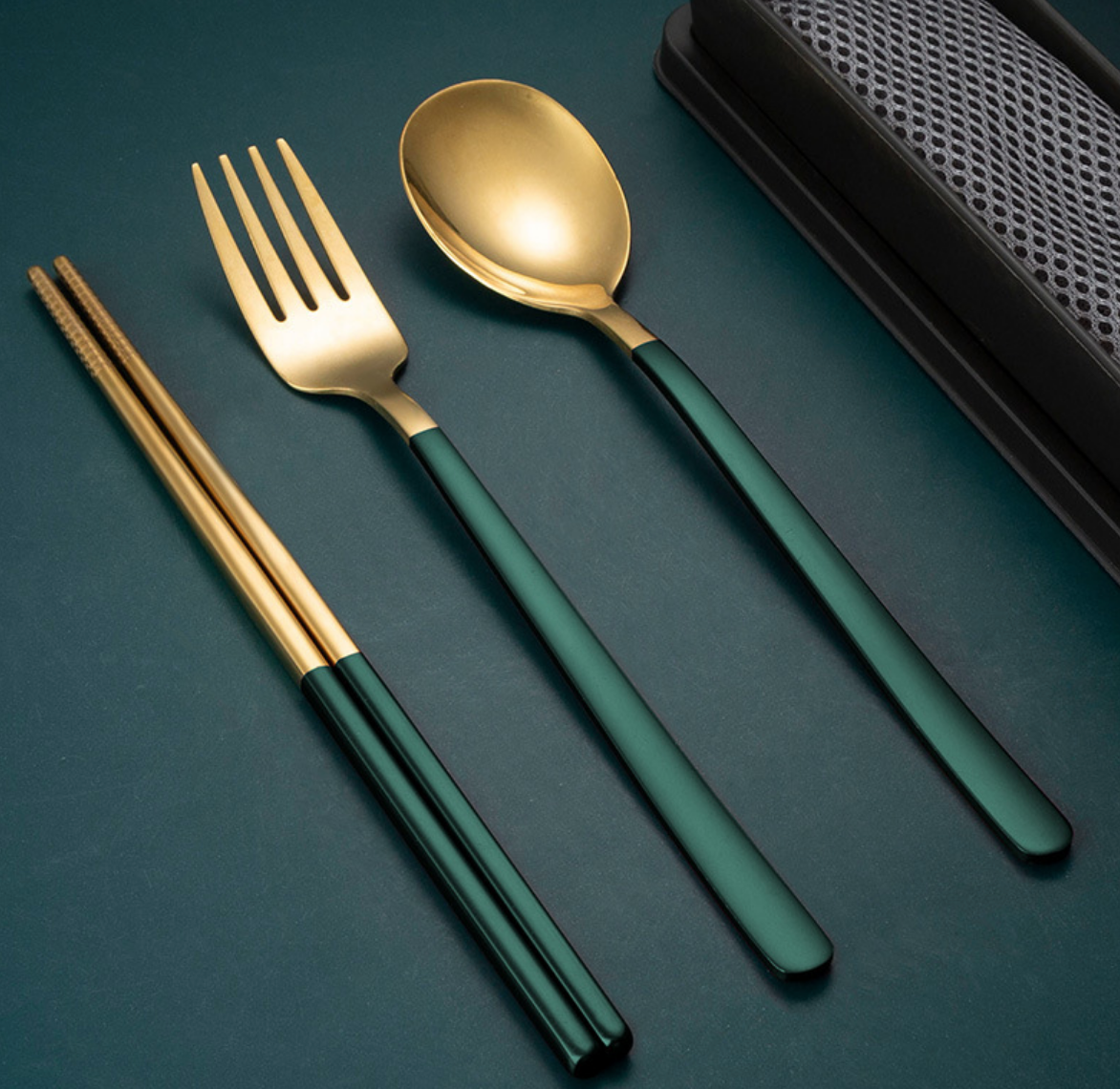 Metal Chopstick Set