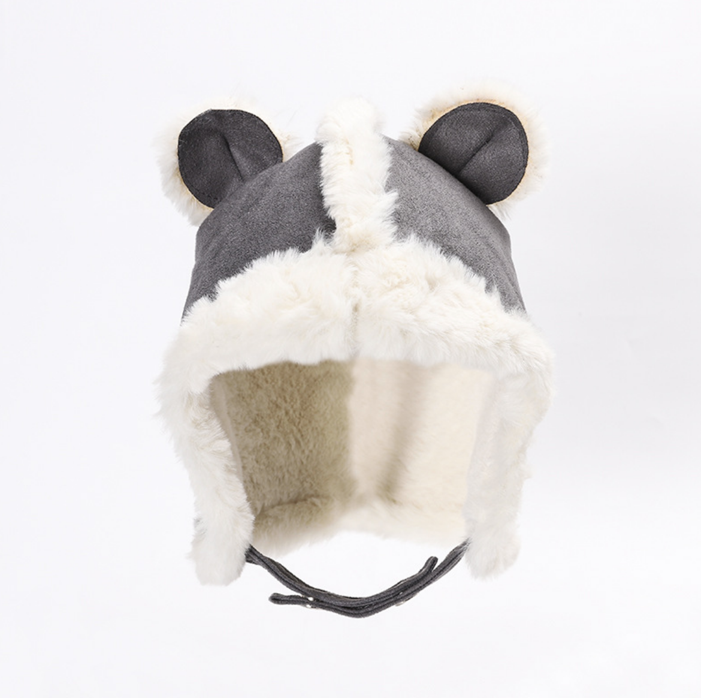 Bear Warm Hat
