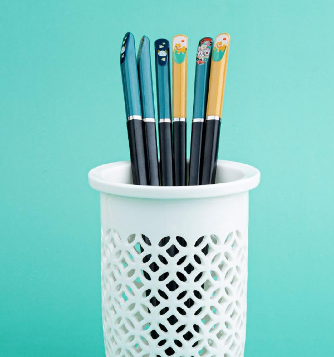 Chopstick in Case Set