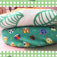 Animal Crossing Light Green Cape 1x 1.6m