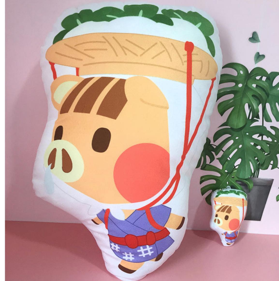 Animal Crossing Daisy Mae Cushion 40cm