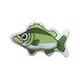Animal Crossing Fish Cushion 40cm