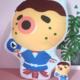 Animal Crossing Zucker Cushion 40cm