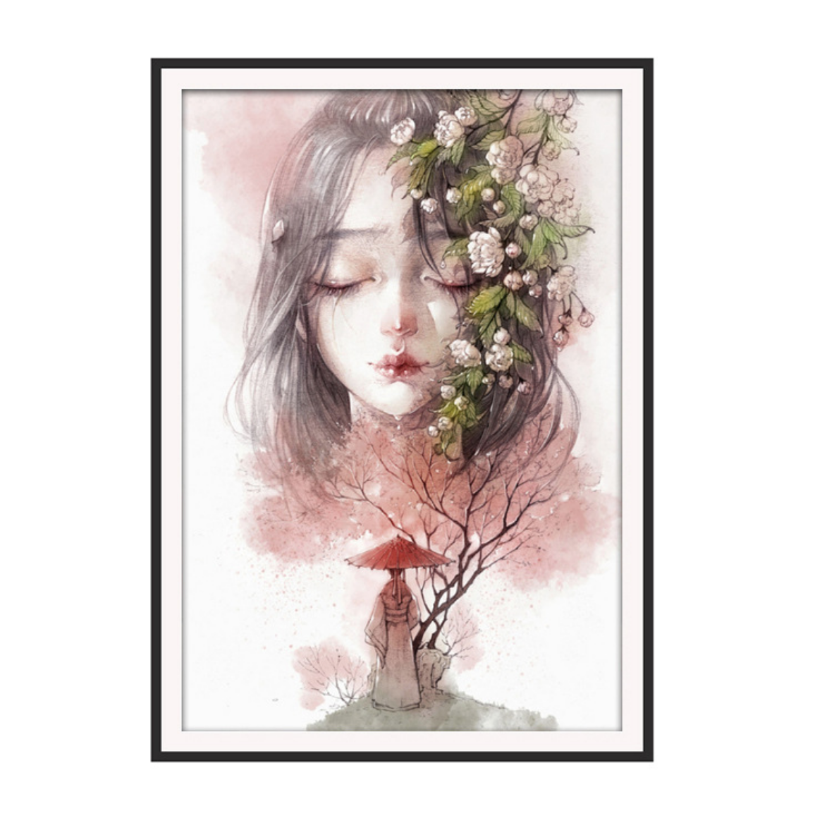 Dream of Flowers DIY Dot Painting