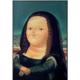 Funny Mona Lisa Cross Stitch