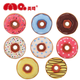 Dotted Donut Plush Toy