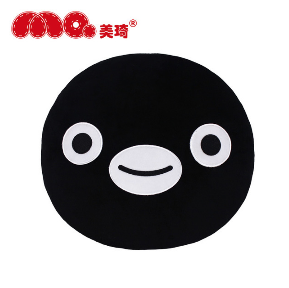 Suica Penguin Plush Cushion