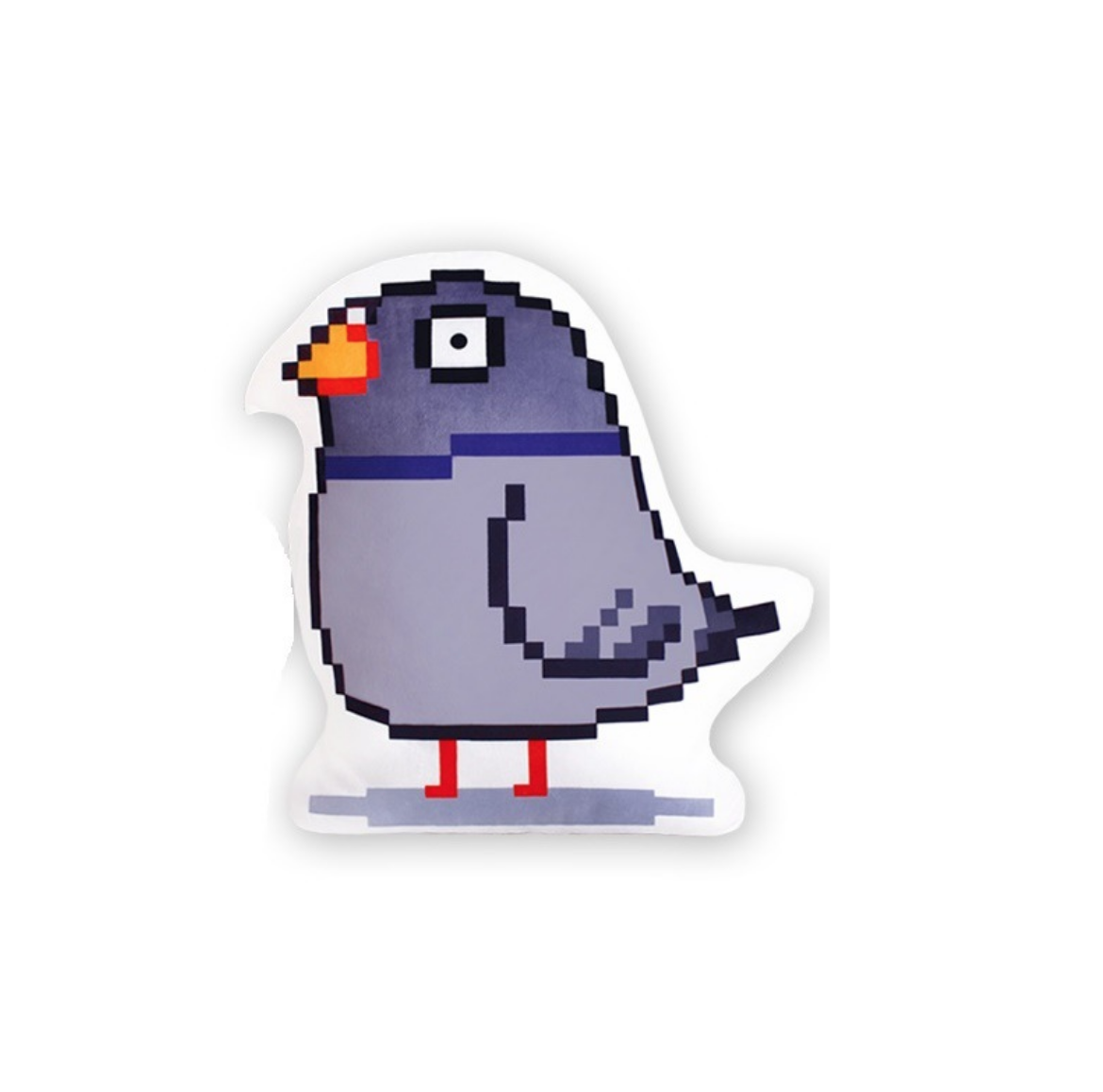 Pixel Bird Pillow Cushion