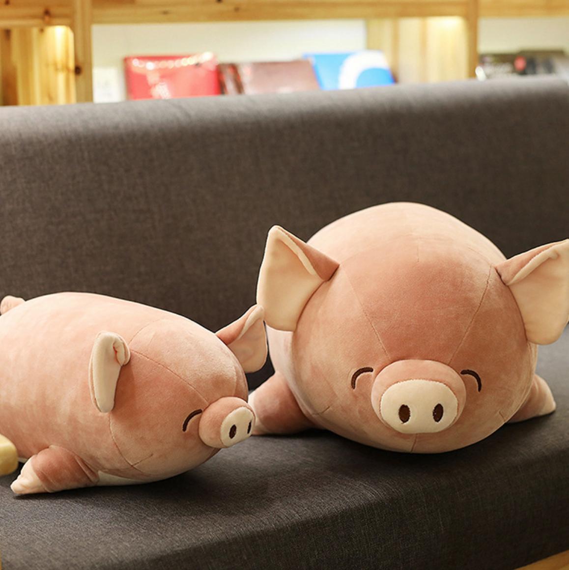 Piggy Plush