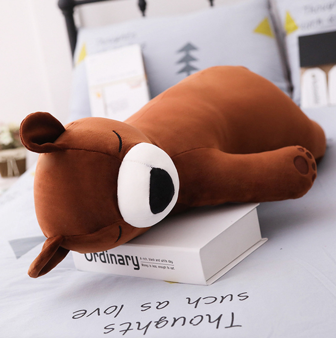 Sleeping Plush