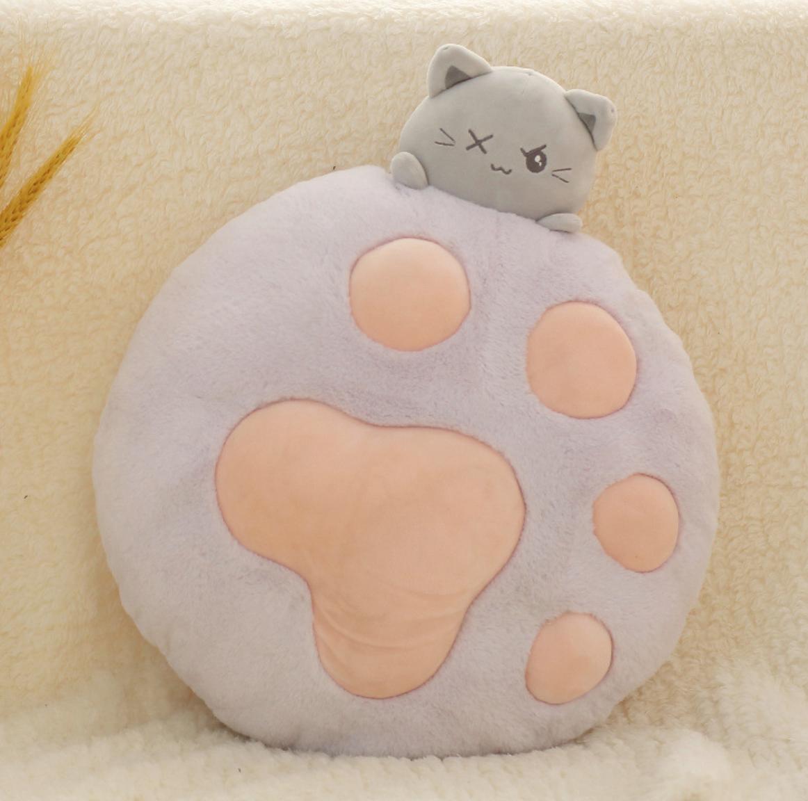 Paw Cushion Plush
