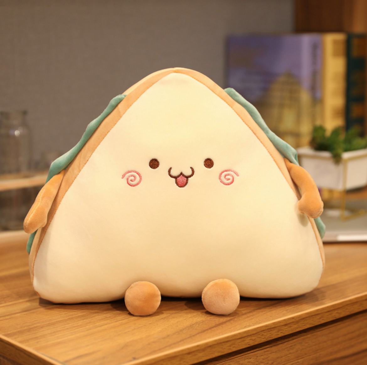 Cute Sandwich Plush