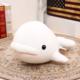 White Dolphin Plush 40cm