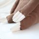 Knit Sloth Plush