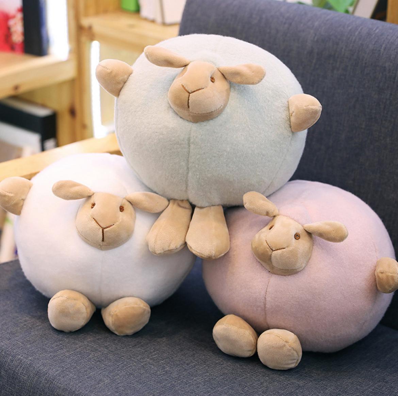 Chubby Sheep Plush