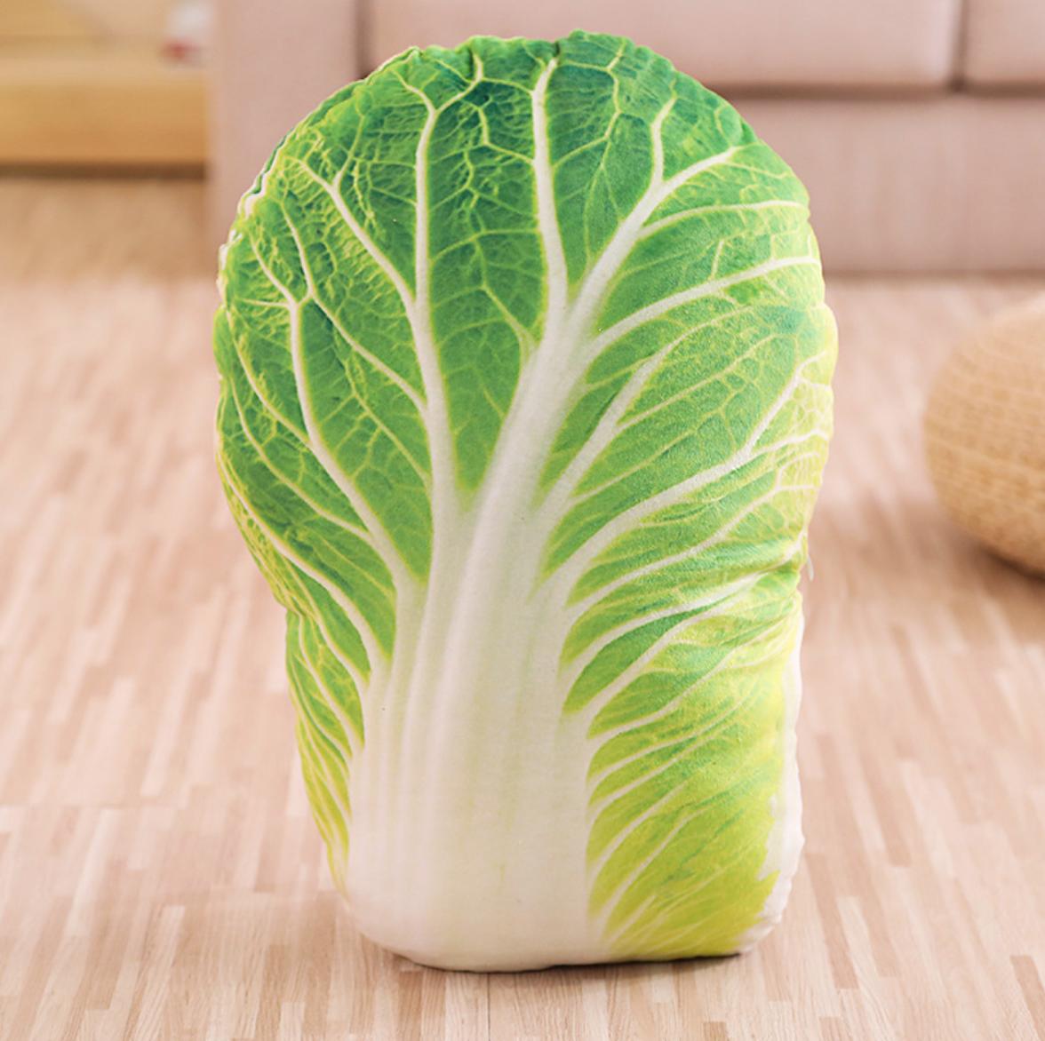 Vegetable Cushion Plush