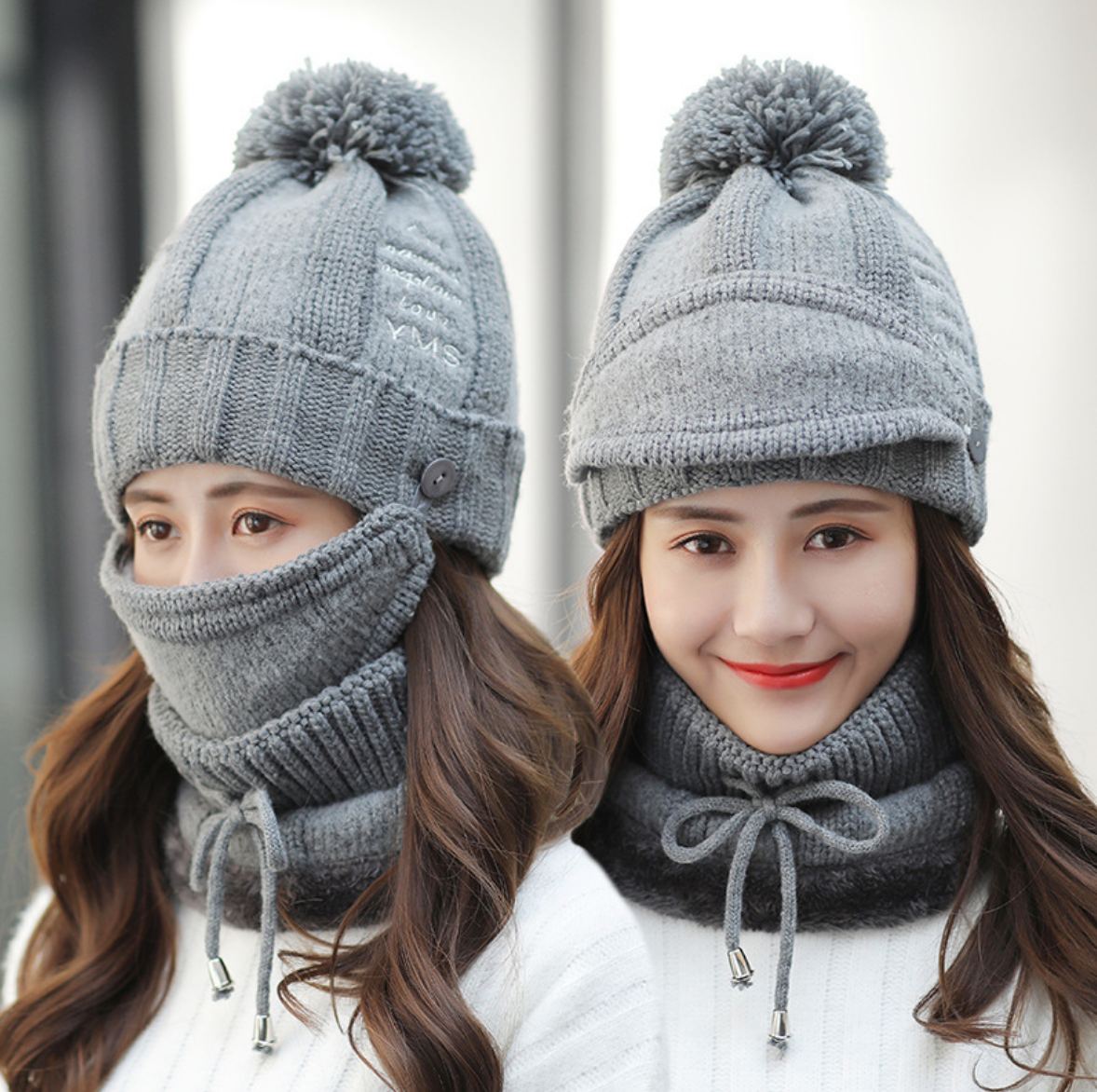 YMS Hat/Mask/Scarf