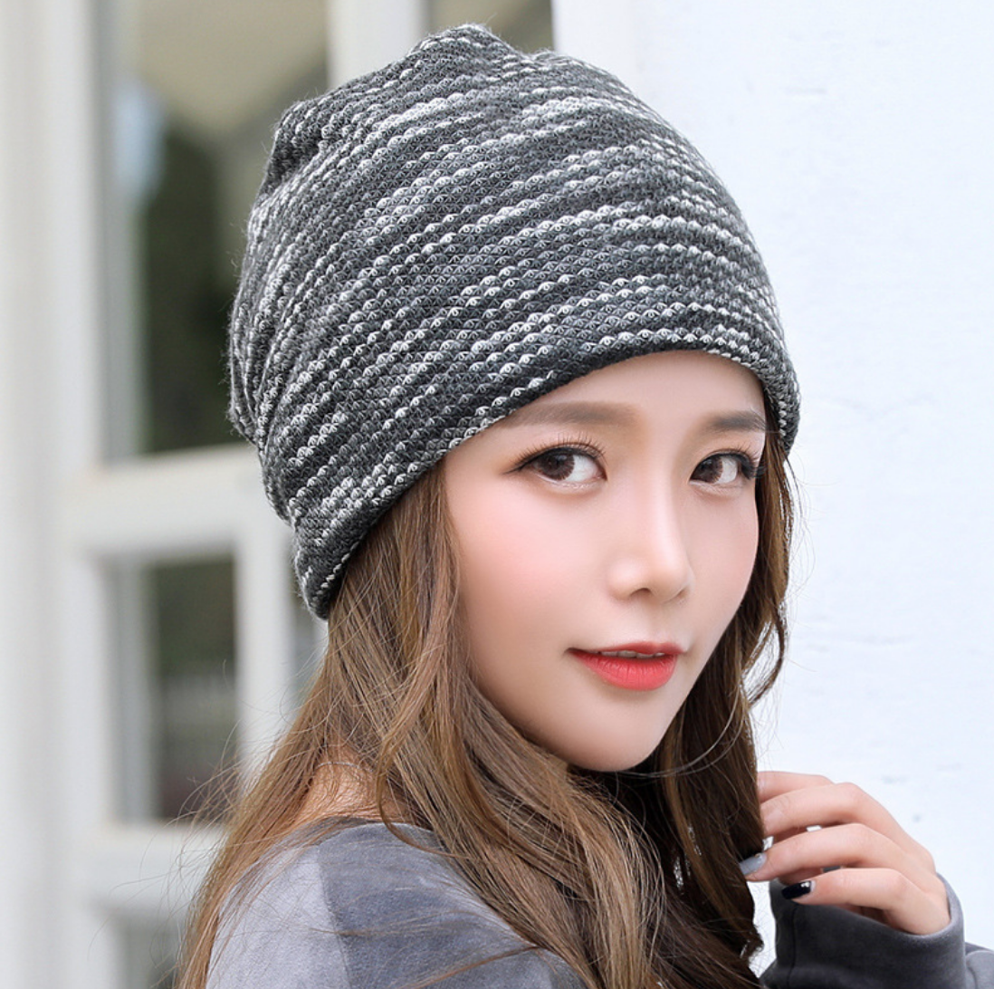 Slouchy Hat/Scarf