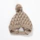 Pointy Pom Knit Hat 2-5Y