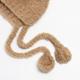 Knit Lamb Hat