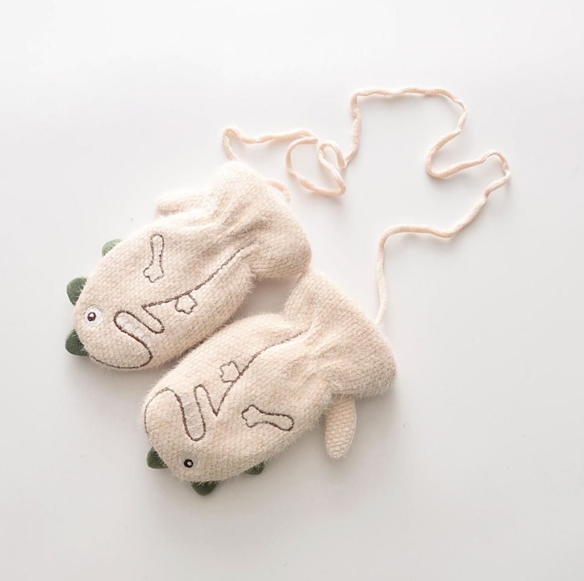 Dinosuar Glove 2-4Y
