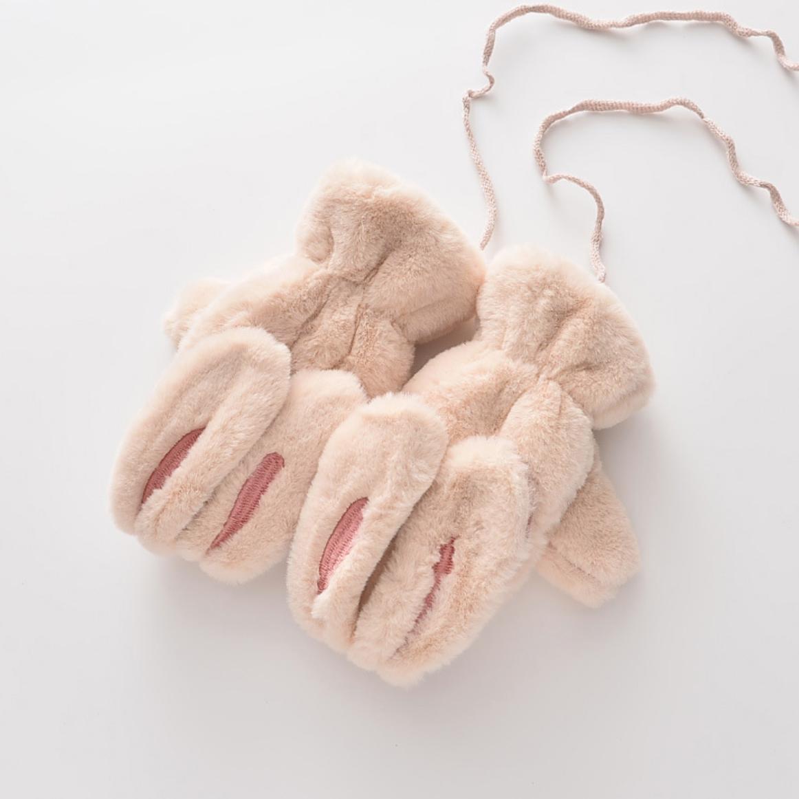 Bunny Ears Glove 2-4Y