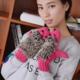 Porcupine Gloves