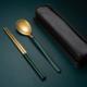Gold Chopstick Set
