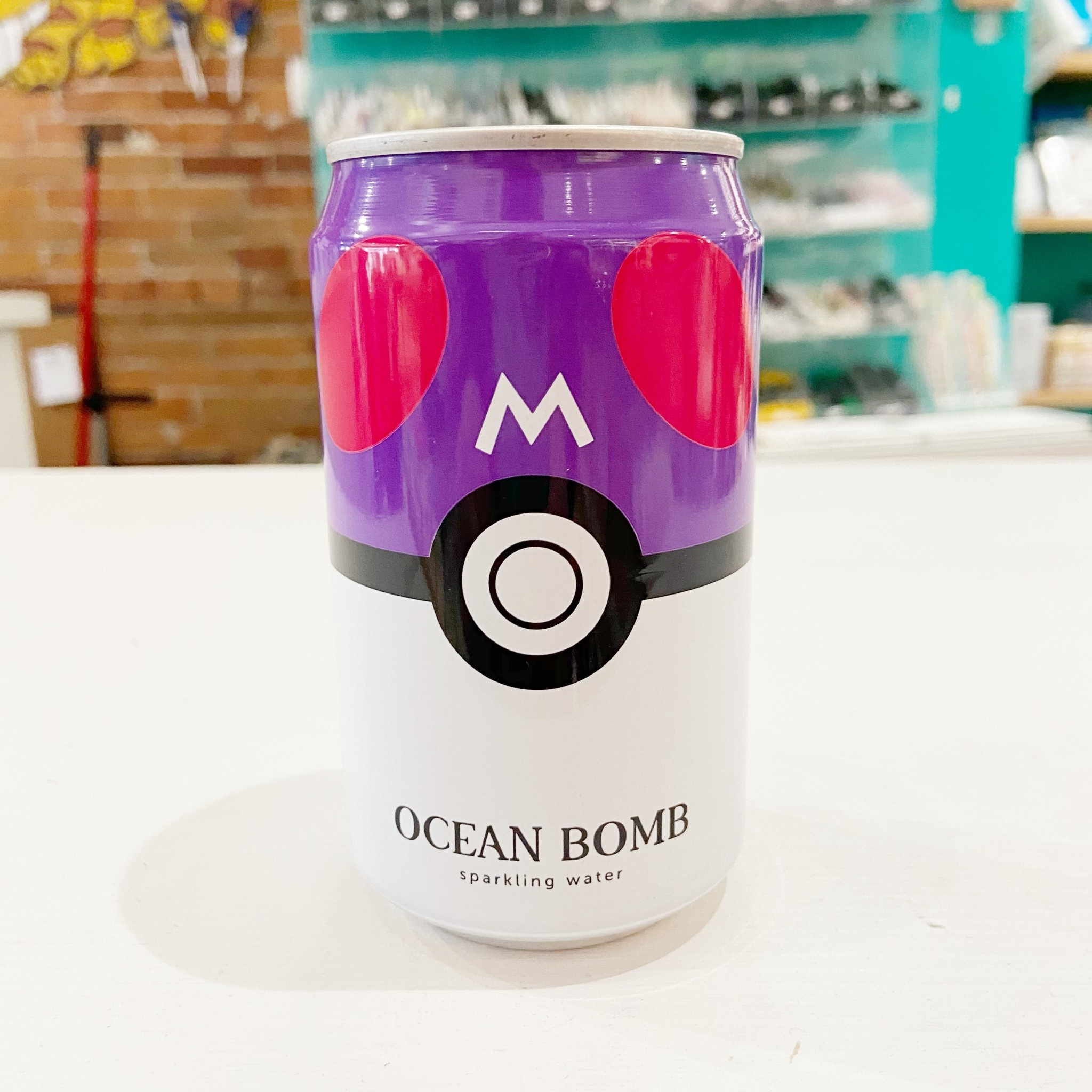 Ocean Bomb Original Sparkling Water Masterball