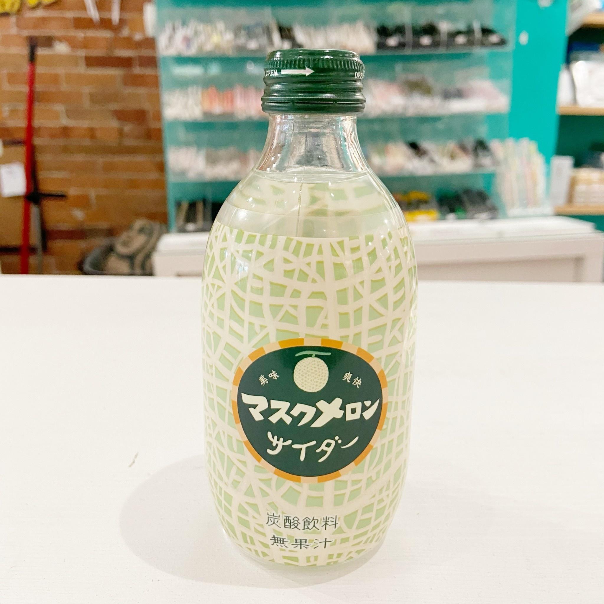 Tomo Pop Honeydew Melon Soda
