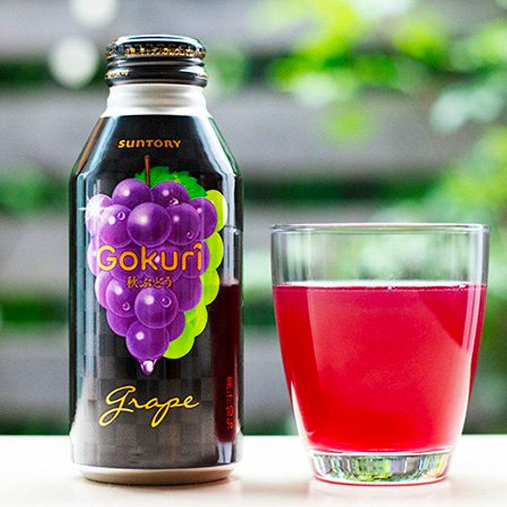 Suntory Gokuri Grape Juice